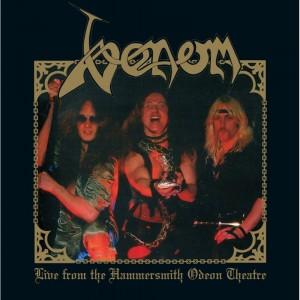 VENOM - Live from the Hammersmith Odeon Theatre LP