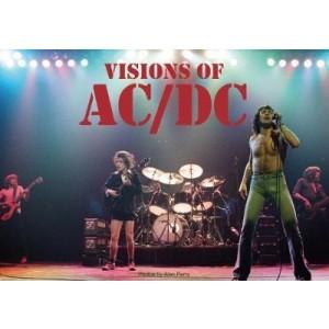 AC/DC Visions of AC/DC KNJIGA