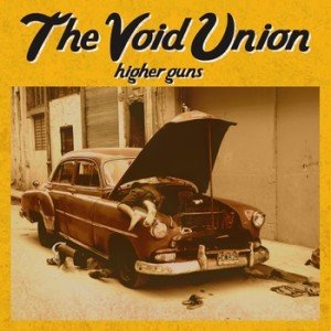VOID UNION - Higher Guns LP