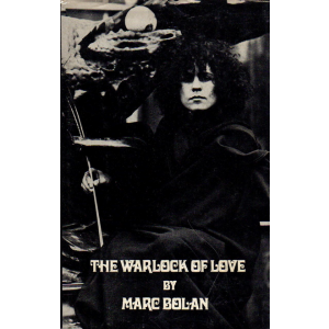 The Warlock of Love KNJIGA