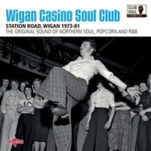 V/A - Wigan Casino Soul Club CD
