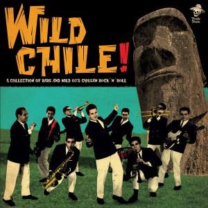 V/A - Wild Chile! LP