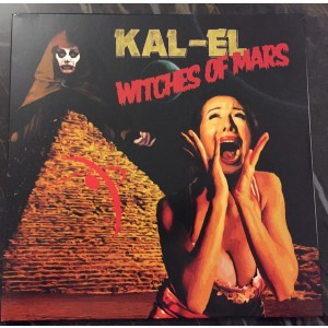 KAL-EL - Withches of Mars LP