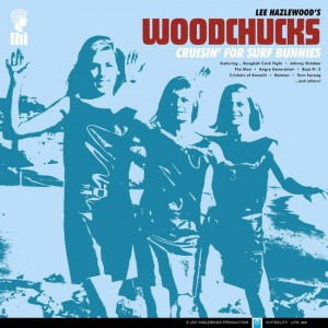 HAZLEWOOD, LEE - Woodchucks LP