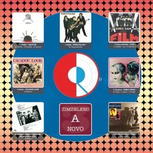 V/A – Zimzeleno A Novo 3 LP