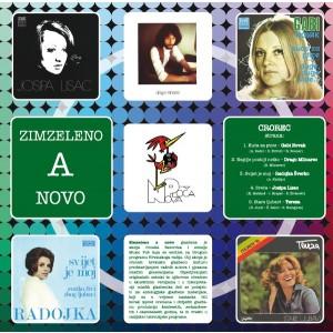 V/A – Zimzeleno A Novo LP